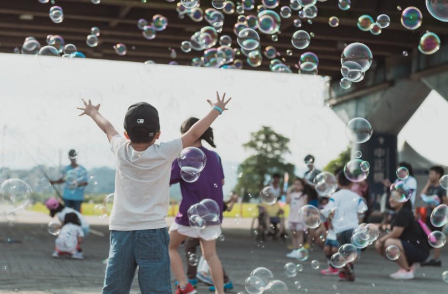 台北市泡泡表演/泡泡活動